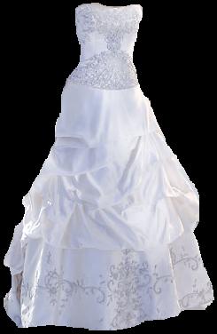 White Flowers Wedding