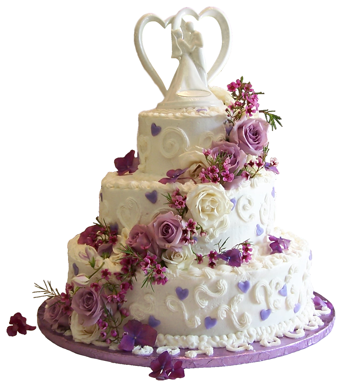 Wedding cake PNG
