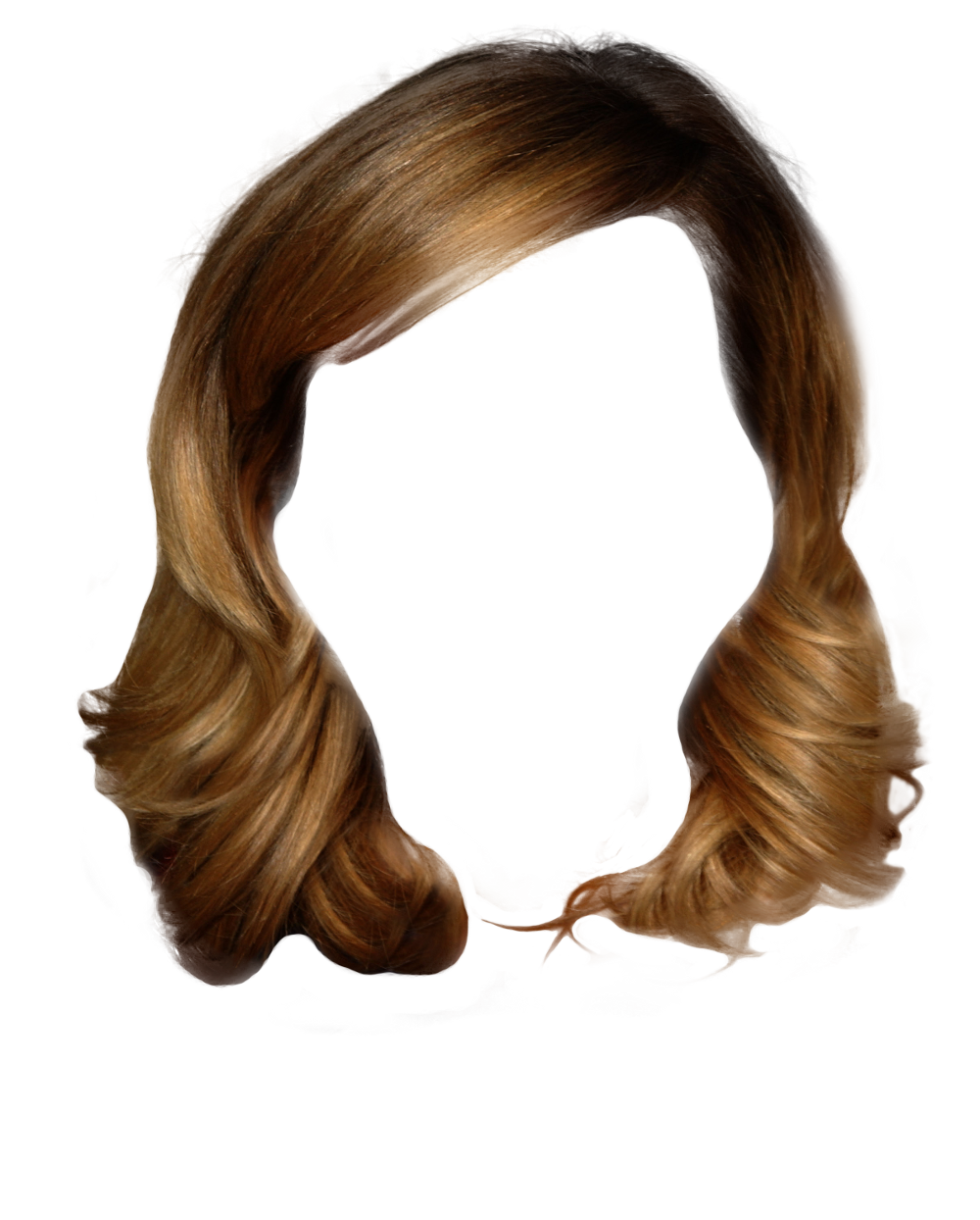 Men Hair Png: Hair Wig PNG