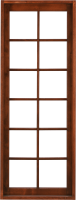 Wood window PNG