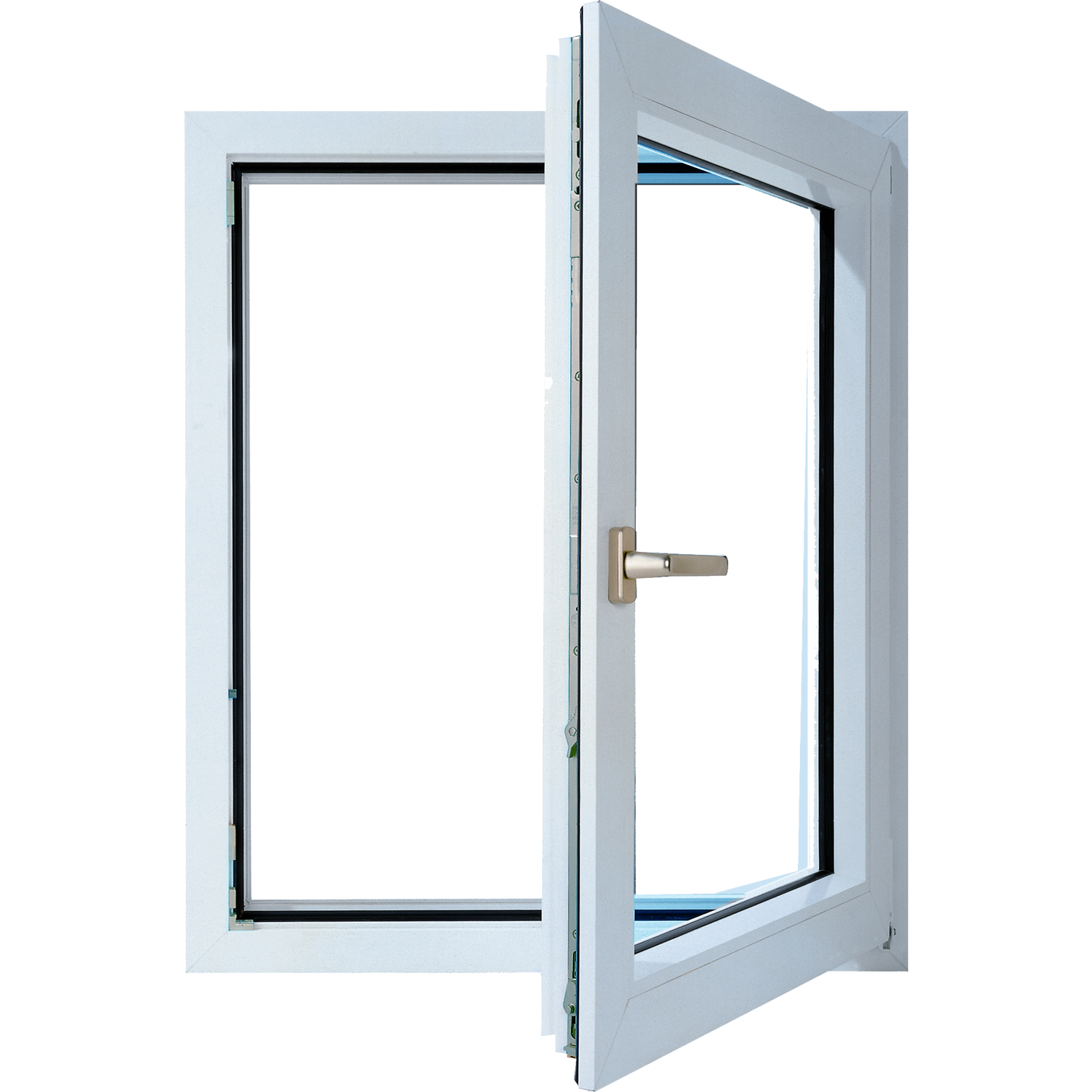 Open window png for Pvc window frame