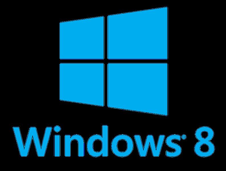 windows 8 logo PNG