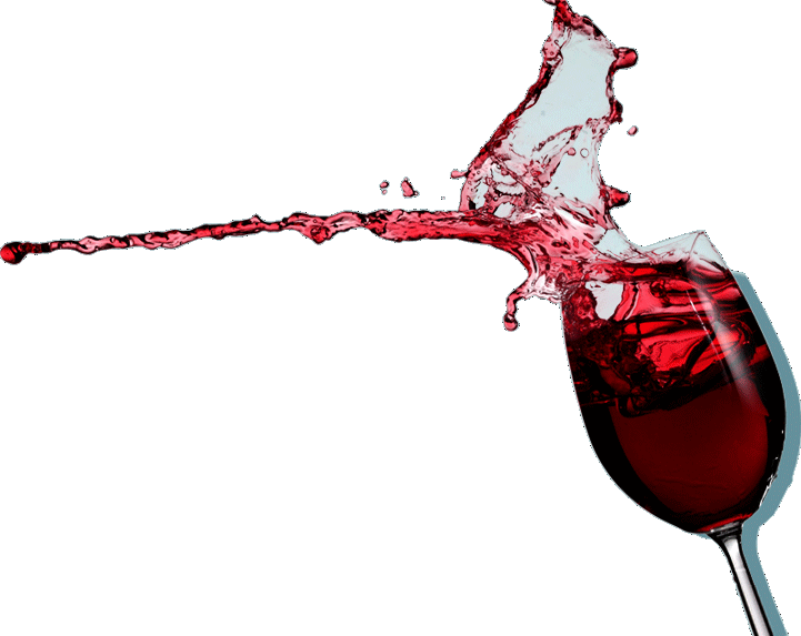 WWine glass PNG image