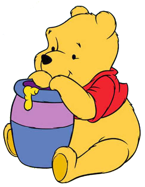 Winnie The Pooh Baby Shower Cake Decorations