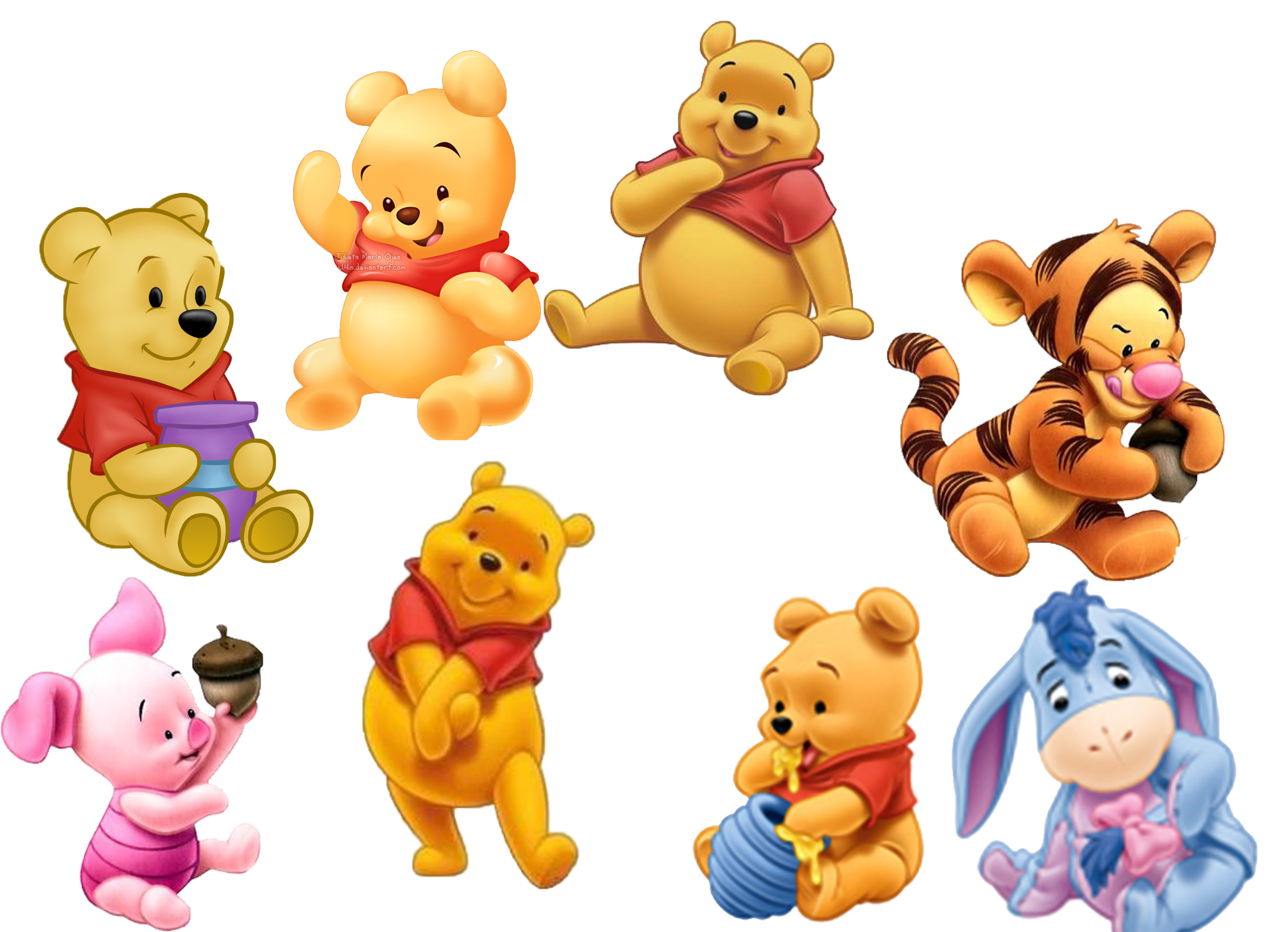 Winnie Pooh Png Images Free Download