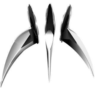 Wolverine claws PNG