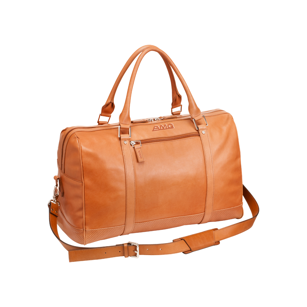 Leather women bag PNG image