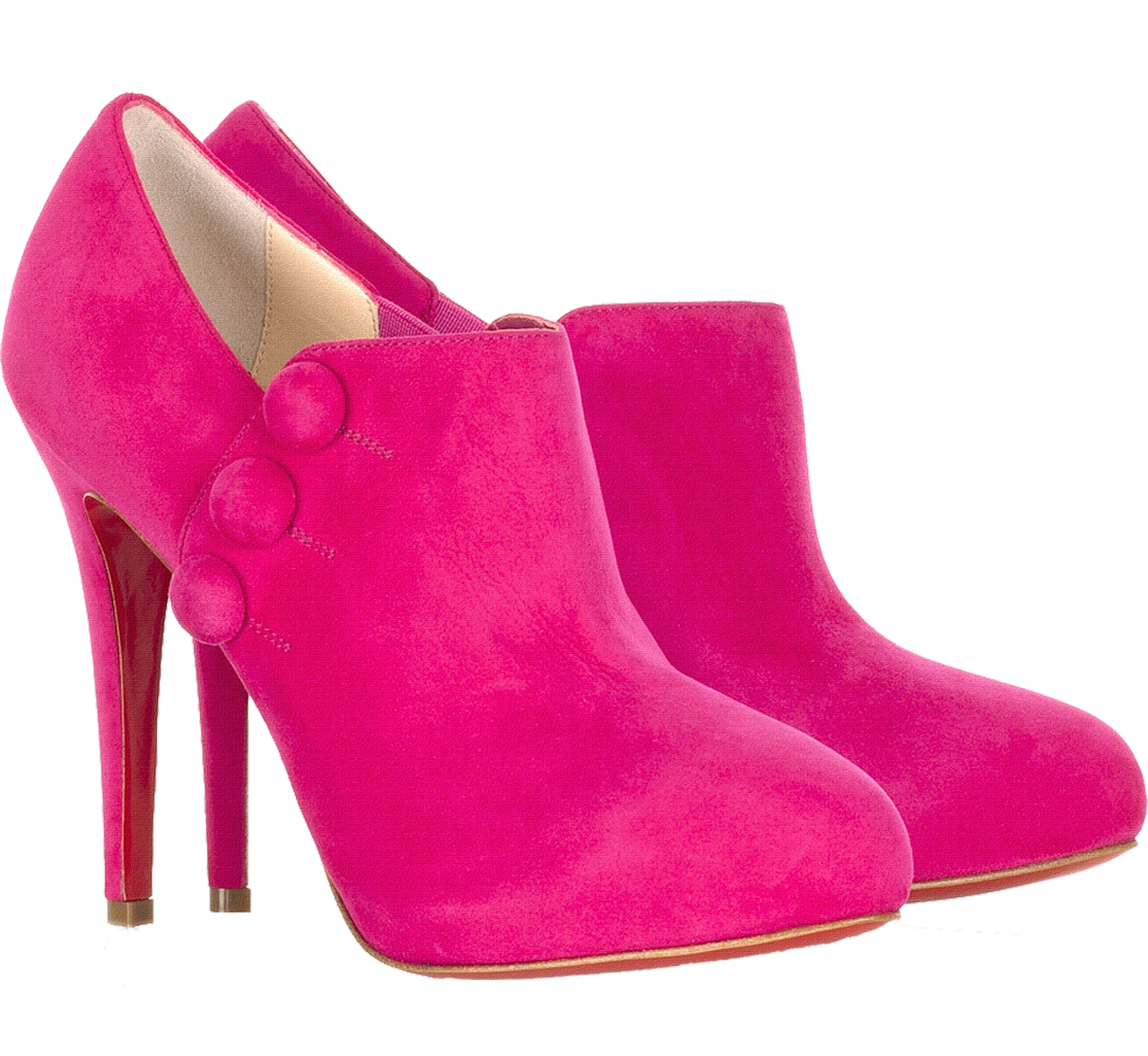 Heel Pink Shoes Clarks