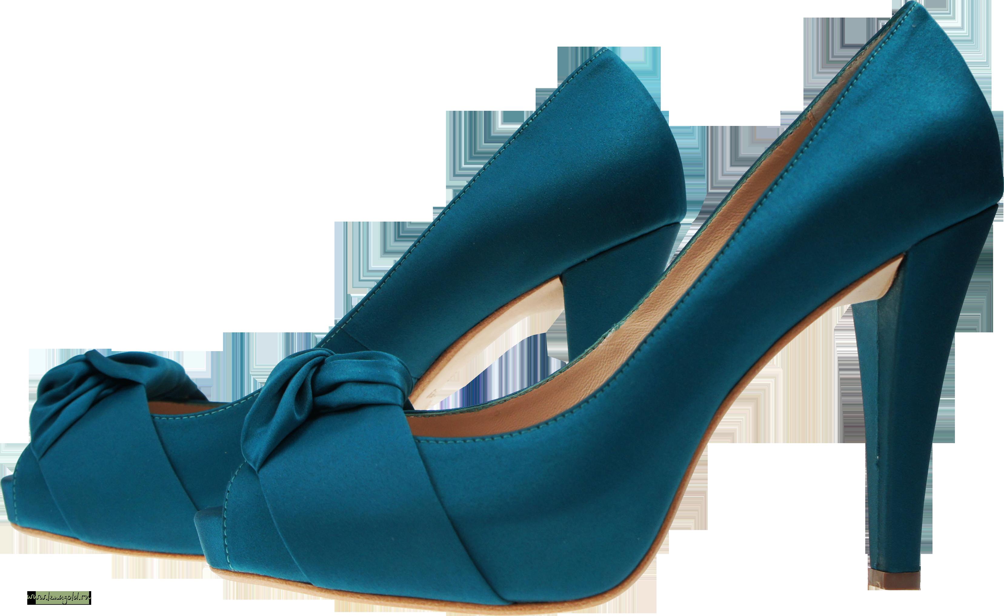 Teal Flat Dress Shoes