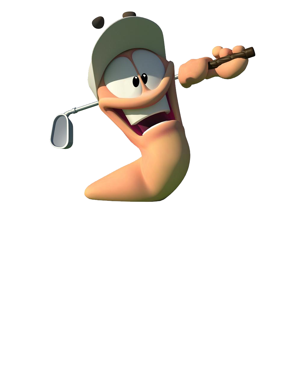 Worms game PNG