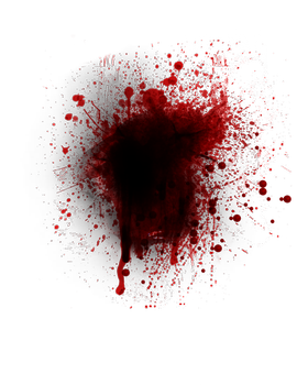wound blood PNG image