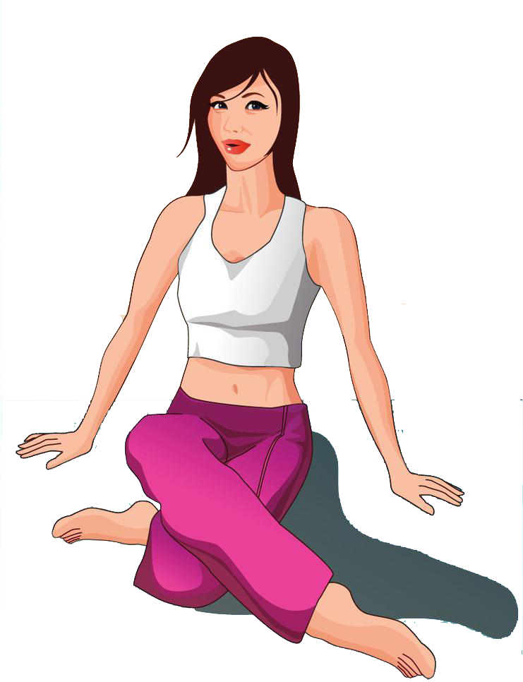 Yoga PNG images free download